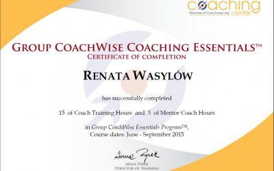 Group Coach – zawód przyszłości